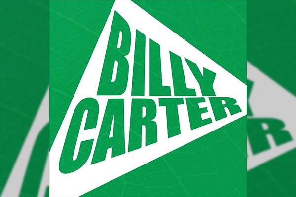 [The Orange] & [The Green] de Billy Carter