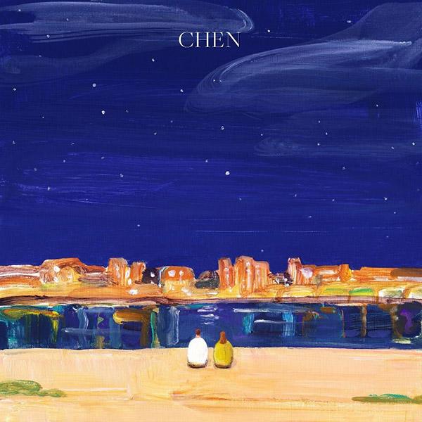 Gửi người yêu dấu - The 2nd Mini Album (Chen)