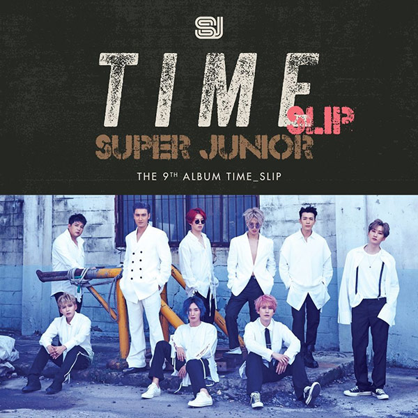 Time_Slip (SUPER JUNIOR)