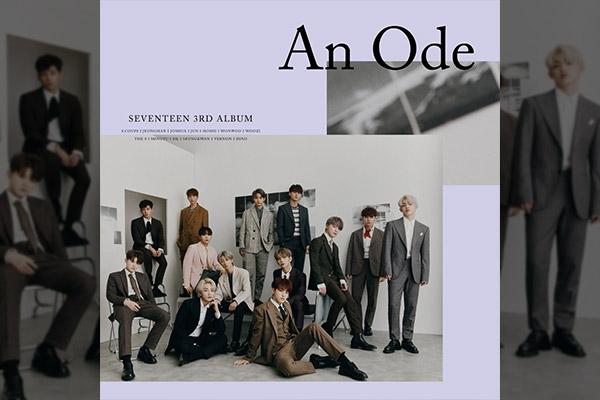 « AN ODE », 3e opus officiel de Seventeen