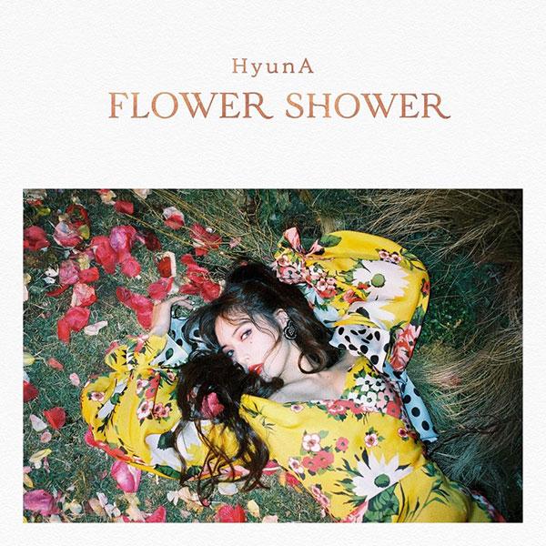 FLOWER SHOWER (Hyun-ah)