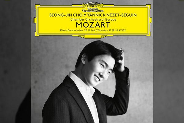 Joyas del K-clásico: [Mozart: Concierto para piano No. 20, K.466 & Sonatas K.281, K.332] de Cho Sung Jin