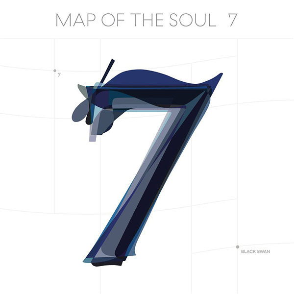 MAP OF THE SOUL : 7 (BTS)