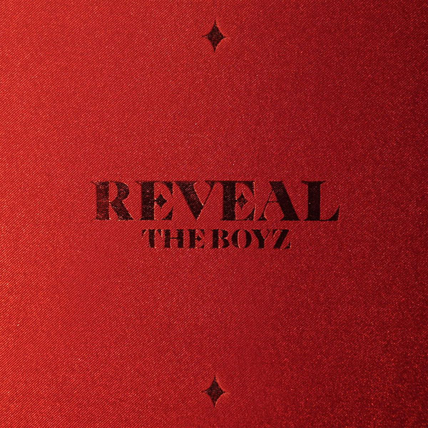 THE BOYZ 1ST ALBUM [REVEAL] (THE BOYZ)