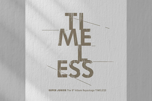 « TIMELESS », 9e album repackage de Super Junior (1)