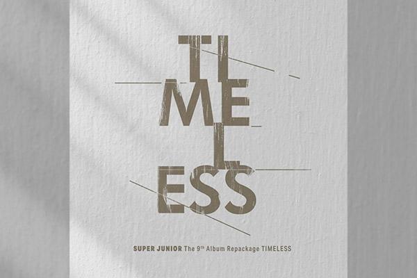 « TIMELESS », 9e album repackage de Super Junior (1)