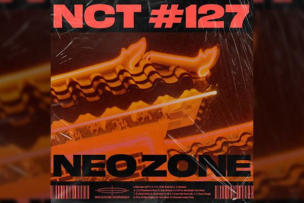 « NCT #127 Neo Zone », 2e opus officiel de NCT 127 (1)