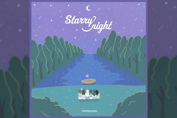 «Starry Night », l'album spécial de Momoland