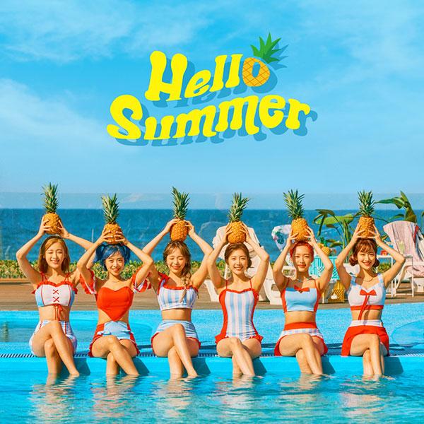 Hello Summer (APRIL)
