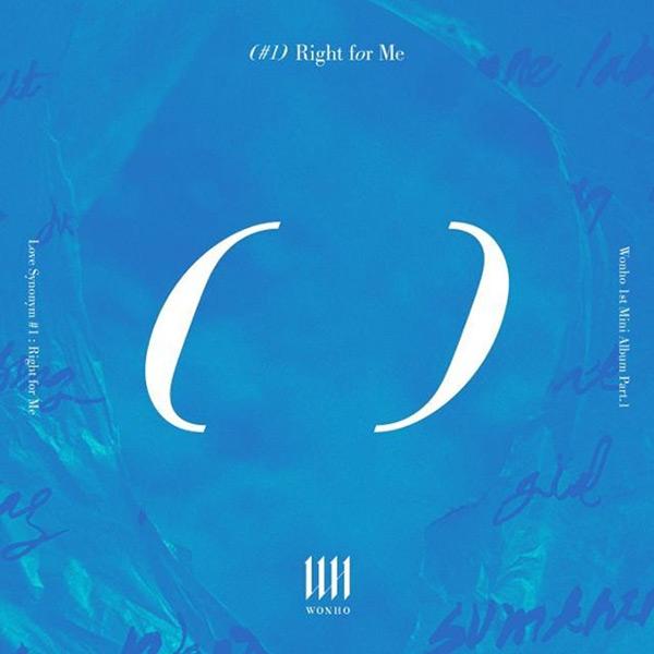 Love Synonym #1: Right for Me (Wonho)