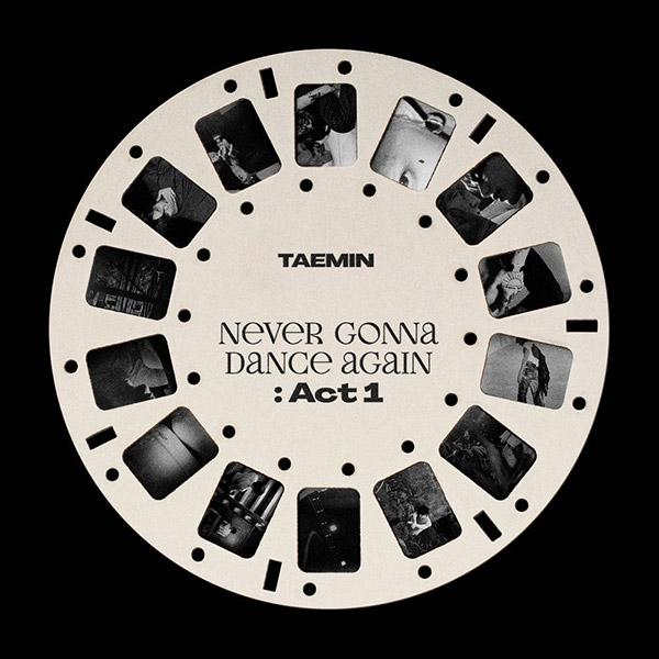 Never Gonna Dance Again : Act 1 - The 3rd Album (Taemin)