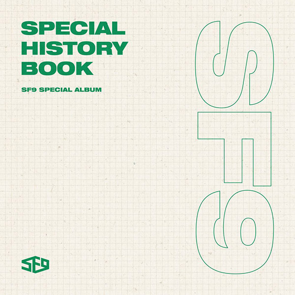 SPECIAL HISTORY BOOK (SF9)
