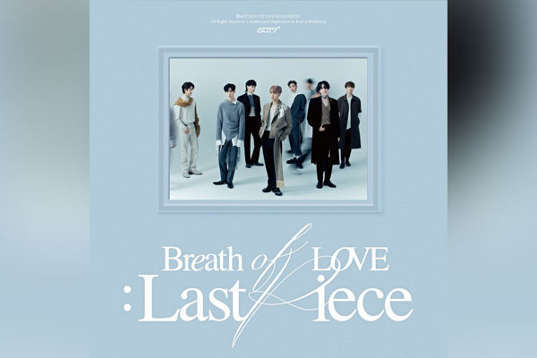 Breath of Love: Last Piece (GOT7)