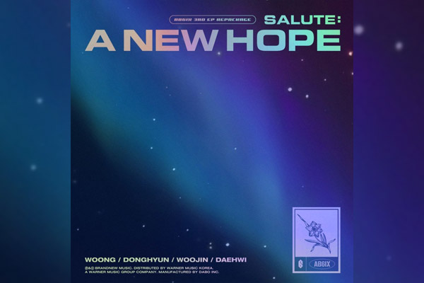 « SALUTE : A NEW HOPE », 3e EP repackage d'AB6IX