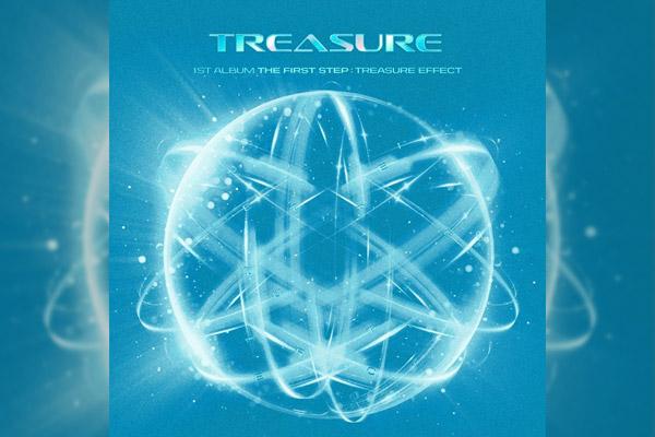 « THE FIRST STEP : TREASURE EFFECT », 1e opus officiel de Treasure