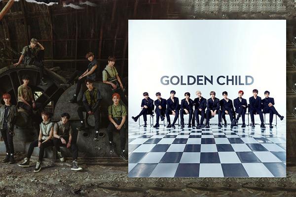Новый альбом группы Golden Child