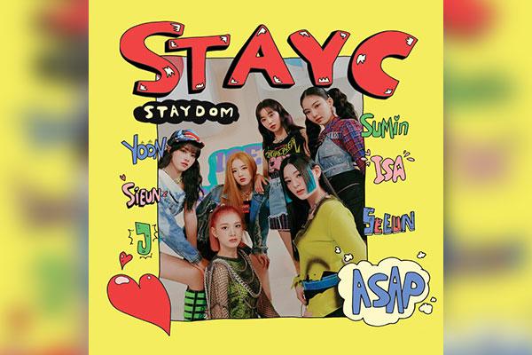 STAYDOM (STAYC)