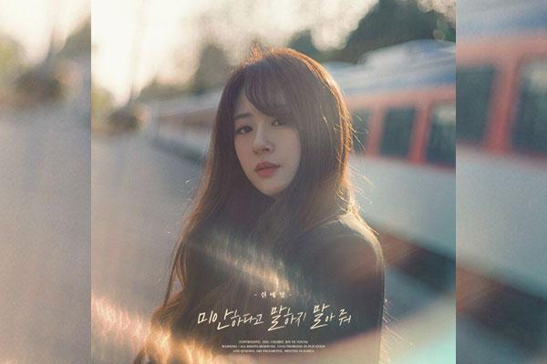 Đừng nói lời xin lỗi (Sin Ye-young)
