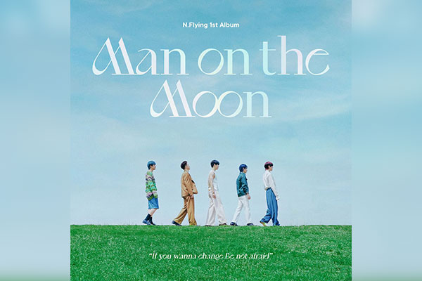 Man on the Moon (N.Flying)