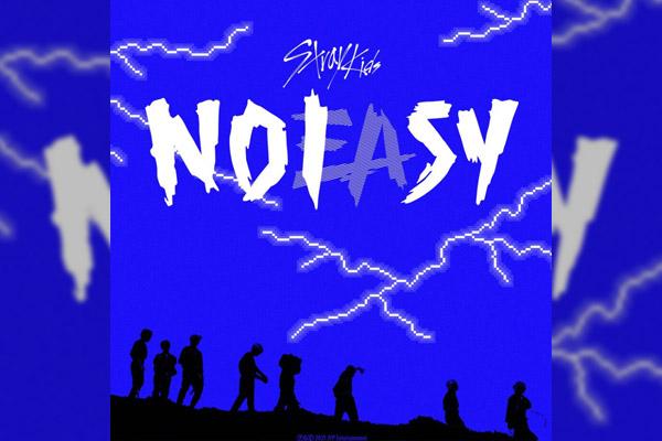 « NOEASY », le 2e opus officiel de Stray Kids (1)