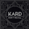Don`t Recall