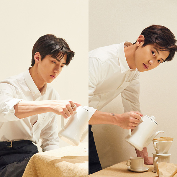 Se-Hun & Chan-yeol
