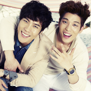 HOMME (Chang-min & Lee Hyun)