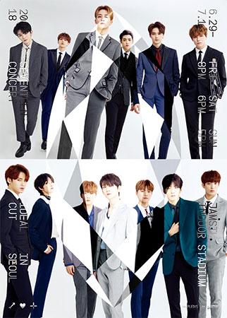 2018 SEVENTEEN CONCERT 「IDEAL CUT」 IN SEOUL
