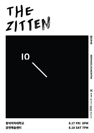 Zitten 10周年コンサート「THE ZITTEN」