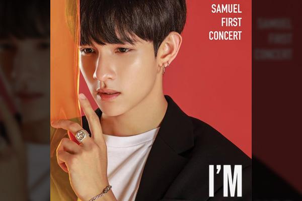 Samuel 初単独コンサート「I'm Ready」