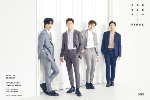 NU'EST W CONCERT <DOUBLE YOU> FINAL IN SEOUL