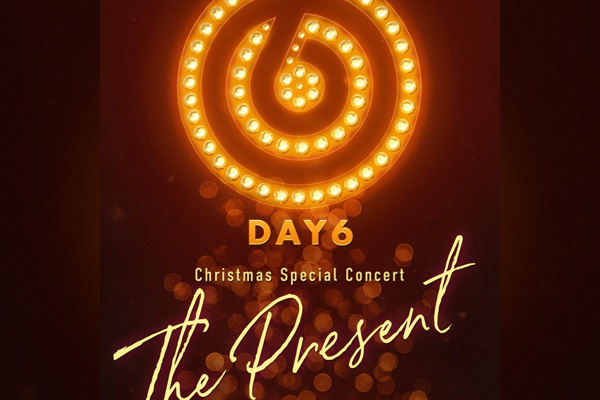 DAY6 Christmas Special Concert 'The Present'