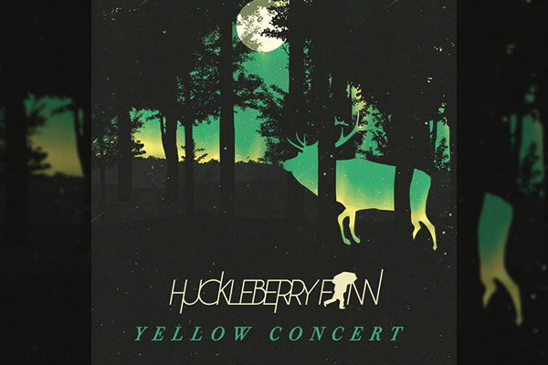 Huckleberry Finn organise son 14e « Yellow Concert »