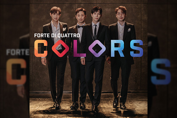 "2019 Forte di Quattro Nationwide Concert Tour ""Colors"" in Seoul"