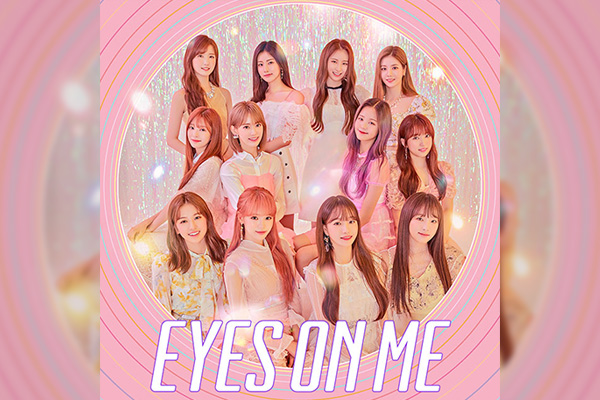 IZ*ONE 1ST CONCERT 'EYES ON ME' IN SEOUL