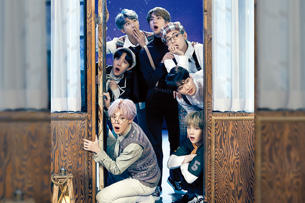 BTS 5th Muster Magic Shop in Seoul