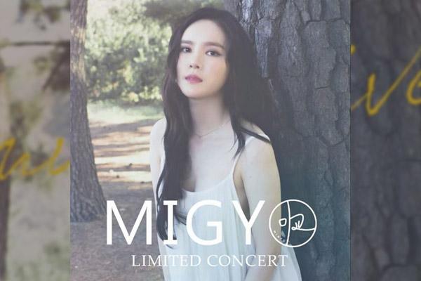 Migyo organise son premier concert de 2019