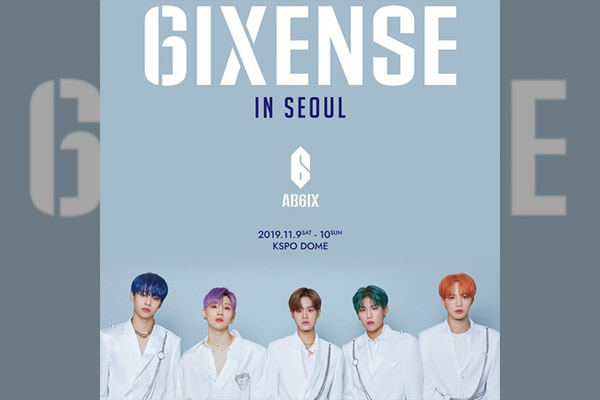 "AB6IX 1st World Tour ""6IXENSE IN SEOUL"""