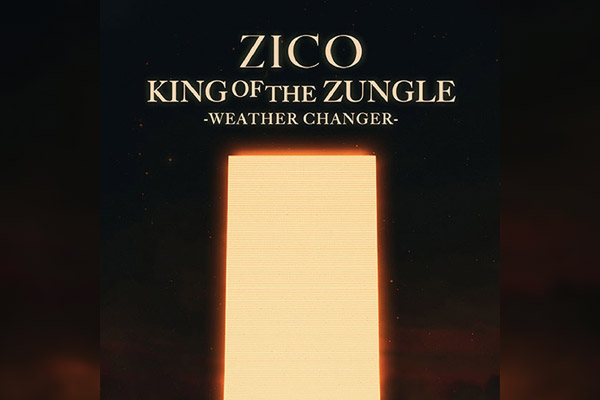 ZICO 2nd King Of the Zungle - WEATHER CHANGER