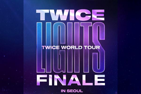 TWICE WORLD TOUR TWICELIGHTS in Seoul 'FINALE'