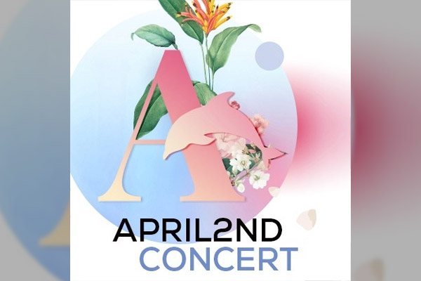 "April 2nd ""Dolphin of April: Special Thanks To"" Solo Concert"