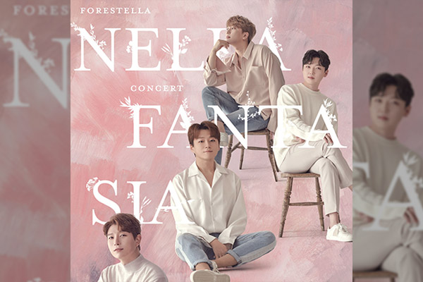 "Forestella Concert ""Nella Fantasia"" in Incheon"