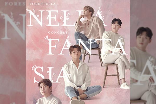 """Forestella Concert """"Nella Fantasia"""" in Incheon"""