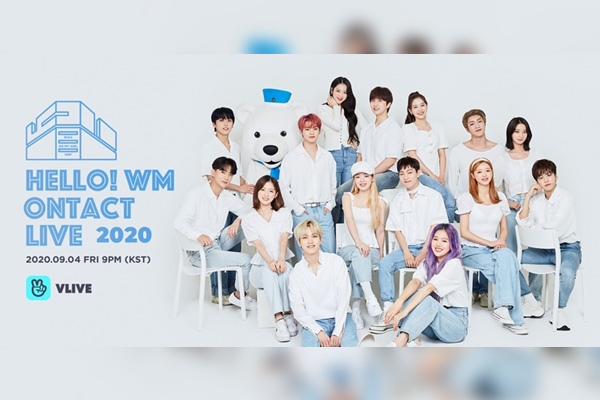 Hello! WM ONTACT LIVE 2020
