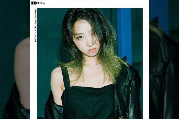 Gong Min-zy organise un rendez-vous privé le 1er novembre