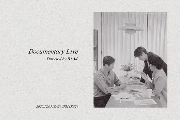 Documentary Live – directed by B1A4