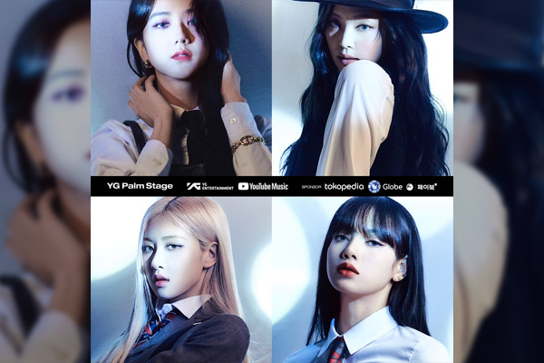 YG PALM STAGE - 2021 BLACKPINK: THE SHOW