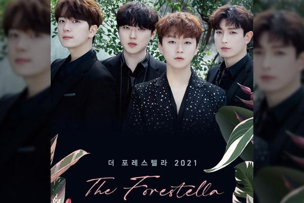 "Forestella ""The Forestella 2021"" in Seoul"