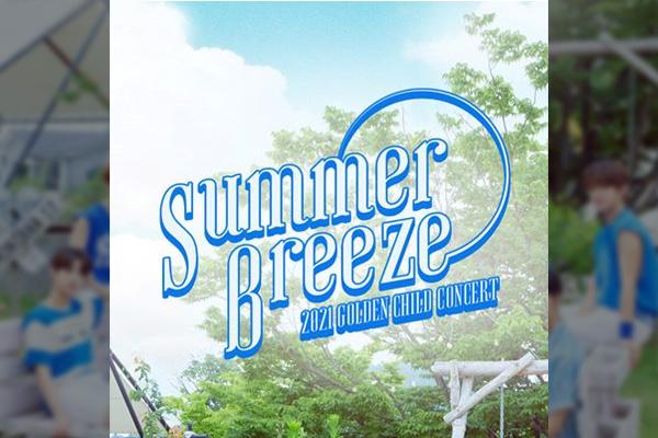 Summer Breeze: Golden Child organise son concert d'été