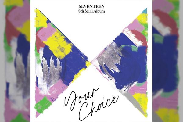 « Your Choice », 8e mini-album de Seventeen